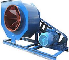 Вентилятор радиальный пылевой ВЦП 5-45 №6,3 ВПР №6,3 Исполнение 5