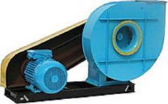 Вентилятор радиальный центробежный высокого давления ВВД №9 Исполнение 5