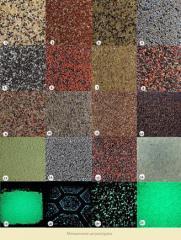Акриловая декоративная мозаичная штукатурка