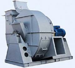 Дымосос пылеулавливатель ДП-10, ДП-12
