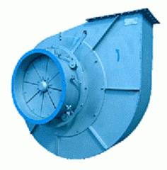 Дымосос промышленный центробежный Д-8