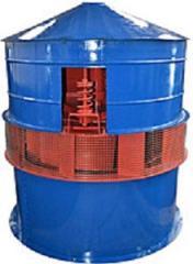 Вентилятор крышной радиальный ВКР №10