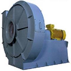 Вентилятор мельничный центробежный ВМ-15