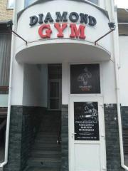 Вывеска Diamond GYM