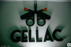 Вывеска Gellac