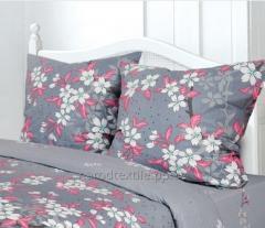 Bedding set. Printed sheeting fabric