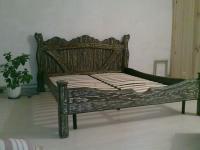 Кровати на заказ в Луганске, деревянная кровать