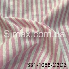 Ткань Рубашечная полоска,  Модель:331-1068-C3