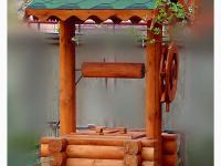 Lodge for a well in Luhansk to buy a lodge for a