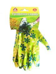 Перчатки садовые TM Помощница 1 пара размер M