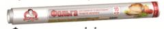 Фольга алюминиевая TM Помощница 9мкм, 44см х 150м