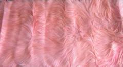 Пластина Яка  в розовом цвете