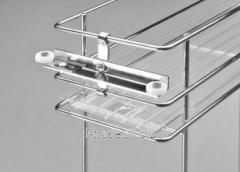 Выкатная корзина для кухни  Stabilizator do kosza cargo W-2303-150A-S