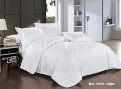 Bed linen for the Stipe Sateen hotels Viluta