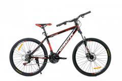 """Велосипед OSKAR 26"""" 1613. Рама 17"""" алюминий. БЕСПЛАТНАЯ ДОСТАВКА"""