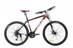 """Велосипед OSKAR 29"""" 1602 ALLOY черный. БЕСПЛАТНАЯ ДОСТАВКА!"""