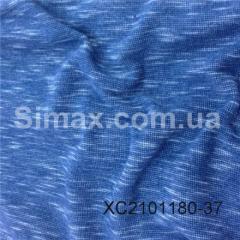Ткань трёхнитка Интерлок, Код: XC-2101180-37 Электрик