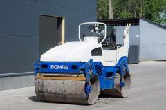 Дизельный каток Bomag BW120AD-4