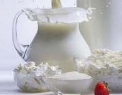 Продукция кисломолочная