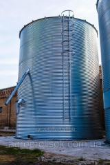 Silos for grain of 100