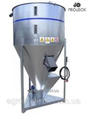 Mixer of compound feeds of 1000 kg