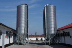 Бункери зернові насипні