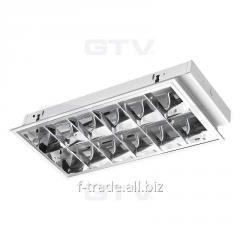 Растровый встраиваемый светильник EVG арт.: OS-RE218W-01