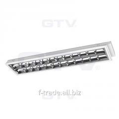 Растровый встраиваемый светильник EVG арт.: OS-RE236W-01