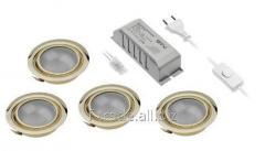 Комплект галогенных светильников арт.: OM-ZH3200-40