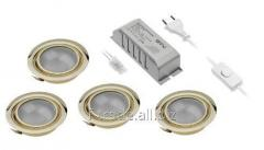 Комплект галогенных светильников арт.: OM-ZH4200-51