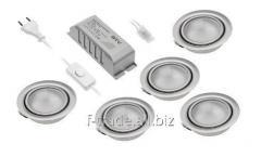 Комплект галогенных светильников арт.: OM-ZH5200-52