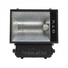 Светильник металлогалогенный симметричный черный OMC-250S