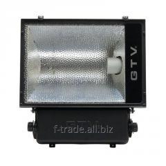 Светильник металлогалогенный симметричный черный OMC-400S