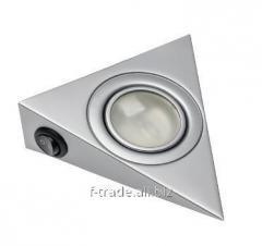Треугольный галогенный светильник с выключателем арт.: OM-OPT20S-53 OM-OPT20S-40 OM-OPT20S-51 OM-OPT20S-52