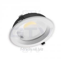 Светодиодный скрытый светильник downlight LED COB 10,20,30 W