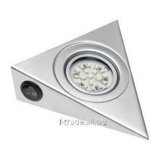 Треугольный светильник LED с выключателем