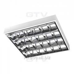 Универсальный светильник для светодиодных источников – T8 накладной Rastro-LED 4-60