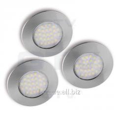 Комплект 3 светодиодных светильников Barri Plus
