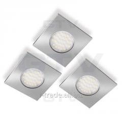 Комплект 3 светодиодных светильников Marbella Plus