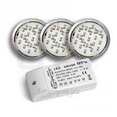 Комплект светодиодных светильников Lugo арт.: LD-LUG319