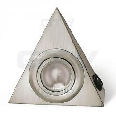 Светильник треугольный с включателем OPT-20S