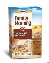 Wheat bran AXA Family Morning 250 g