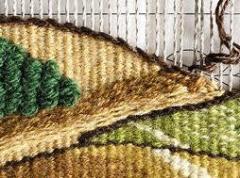 Basis for weaving