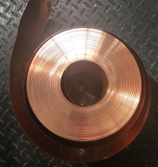 Copper roofing tape