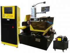 Electroerosive wire and cut DK7732 machine (Available)