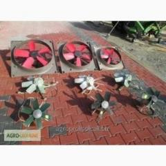 Потолочные (шахтные) вентиляторы Deltafan, ...