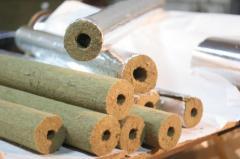 Cylinders from basalt fiber