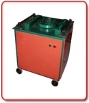 The machine for cabins of armature are flexible /