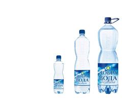 Добрая вода сильногазированая