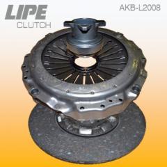 Сцепление DAF/ ДАФ LIPE CLUTCH AKB-L2008 (3400122101/1625968/1628626/ 643308800/805164)